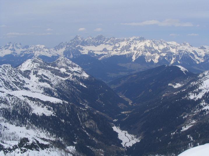 Foto: Andreas Koller / Ski Tour / Vom Radstädter Tauern auf die Steirische Kalkspitze (2459m) / 28.01.2009 20:38:33