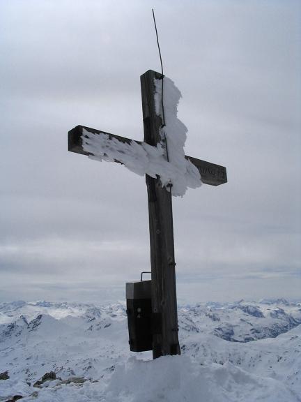 Foto: Andreas Koller / Ski Tour / Vom Radstädter Tauern auf die Steirische Kalkspitze (2459m) / 28.01.2009 20:38:19