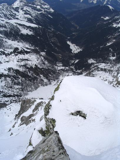 Foto: Andreas Koller / Ski Tour / Vom Radstädter Tauern auf die Steirische Kalkspitze (2459m) / 28.01.2009 20:38:11