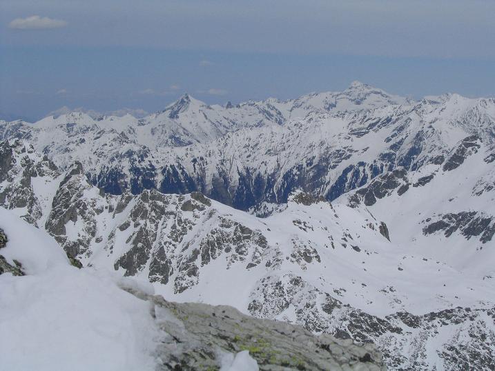 Foto: Andreas Koller / Ski Tour / Vom Radstädter Tauern auf die Steirische Kalkspitze (2459m) / 28.01.2009 20:38:04