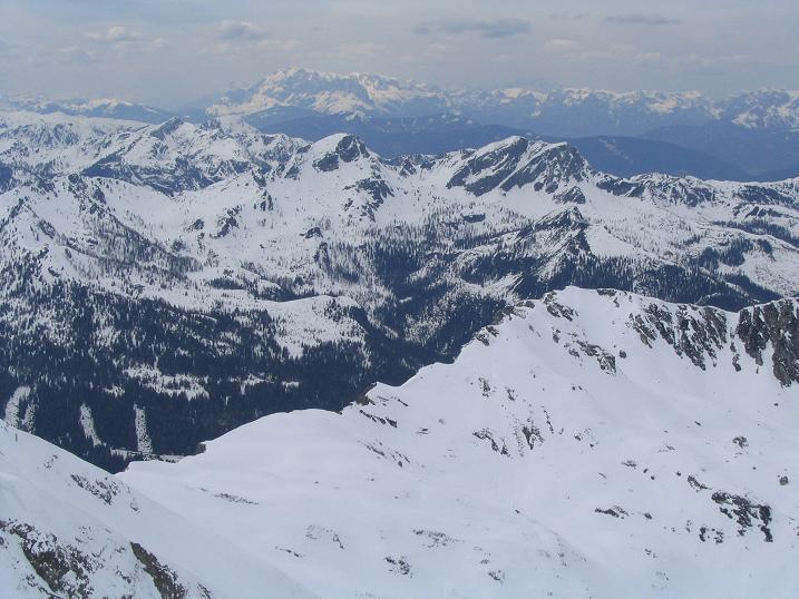 Foto: Andreas Koller / Ski Tour / Vom Radstädter Tauern auf die Steirische Kalkspitze (2459m) / 28.01.2009 20:37:50