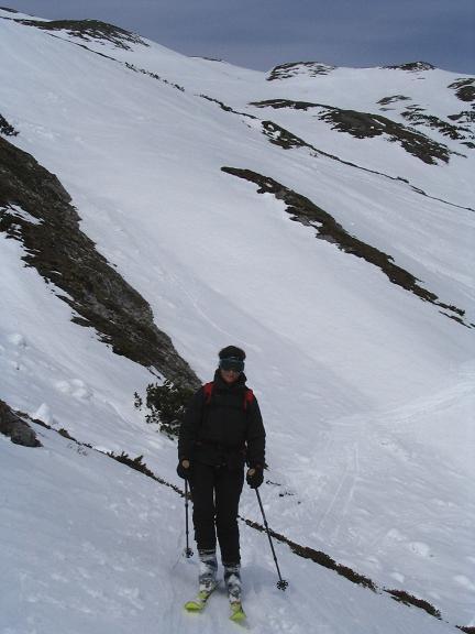 Foto: Andreas Koller / Ski Tour / Vom Radstädter Tauern auf die Steirische Kalkspitze (2459m) / 28.01.2009 20:37:22