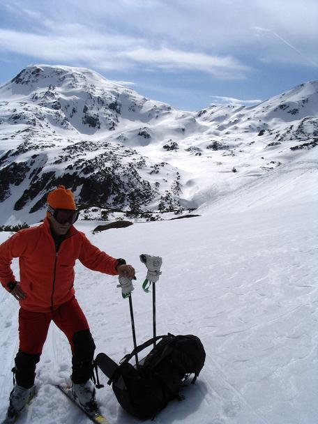 Foto: Andreas Koller / Ski Tour / Vom Radstädter Tauern auf die Steirische Kalkspitze (2459m) / 28.01.2009 20:37:14
