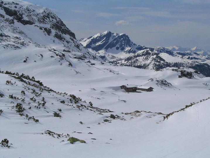 Foto: Andreas Koller / Ski Tour / Vom Radstädter Tauern auf die Steirische Kalkspitze (2459m) / 28.01.2009 20:36:47