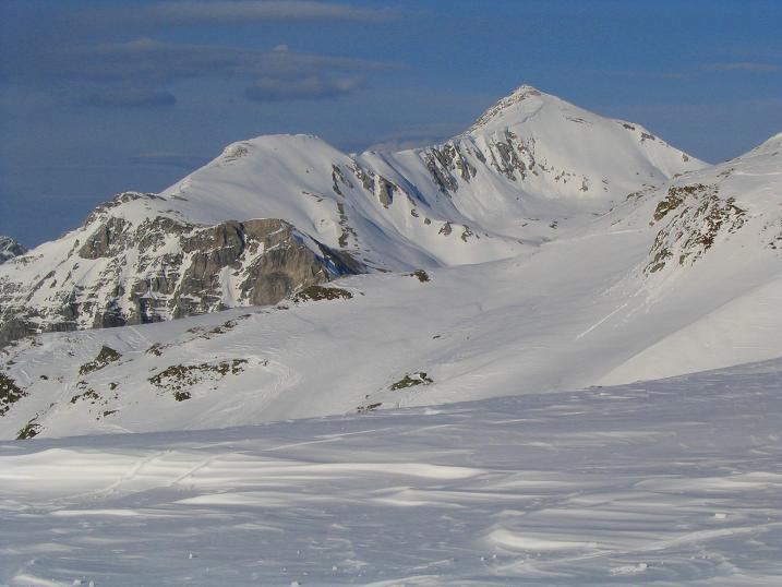 Foto: Andreas Koller / Ski Tour / Vom Radstädter Tauern auf die Steirische Kalkspitze (2459m) / 28.01.2009 20:40:42