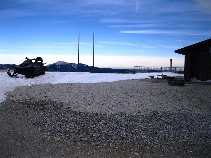 Foto: Andreas Koller / Ski Tour / Durch den Kaltenbachgraben auf das Stuhleck (1783m) / 29.01.2015 01:53:33