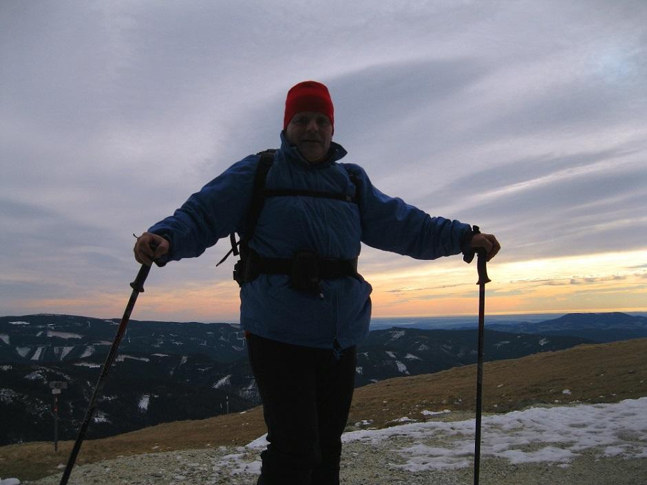 Foto: Andreas Koller / Ski Tour / Durch den Kaltenbachgraben auf das Stuhleck (1783m) / 29.01.2015 01:53:45