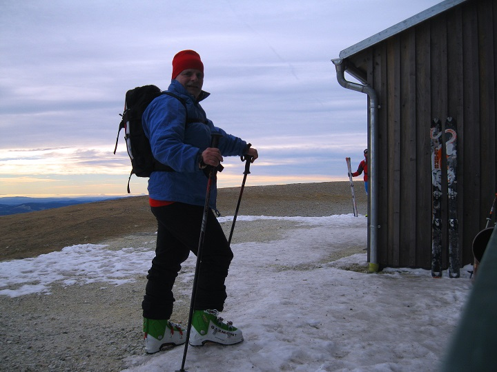 Foto: Andreas Koller / Ski Tour / Durch den Kaltenbachgraben auf das Stuhleck (1783m) / 29.01.2015 01:53:14