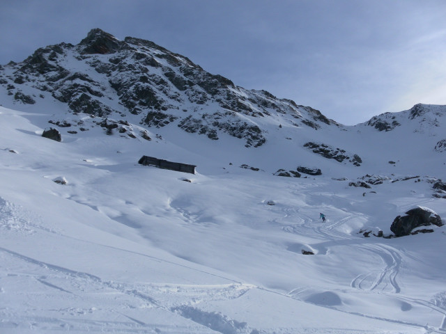 Foto: Wolfgang Lauschensky / Ski Tour / Von Aurach auf den Staffkogel (2115m) / Staffkogel / 02.01.2013 18:10:42