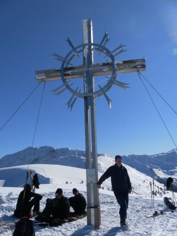 Foto: Wolfgang Lauschensky / Ski Tour / Lodron (1926m) / Lodron / 26.02.2012 15:15:00