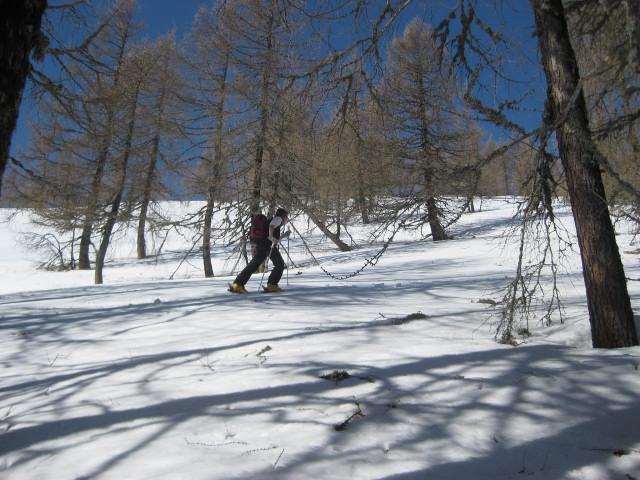 Foto: Wolfgang Lauschensky / Ski Tour / Mallnock (2226m) und Klomnock (2331m) / 13.01.2012 18:57:10