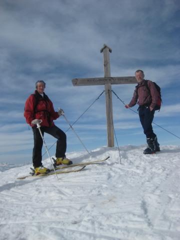 Foto: Wolfgang Lauschensky / Ski Tour / Mallnock (2226m) und Klomnock (2331m) / Klomnock / 13.01.2012 18:55:29
