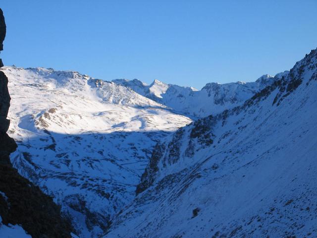Foto: Andreas Koller / Ski Tour / Silberpfennig (2600m) / 17.12.2008 21:05:27