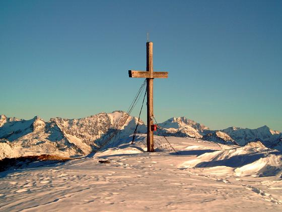 Foto: Andreas Koller / Ski Tour / Silberpfennig (2600m) / 17.12.2008 21:05:21