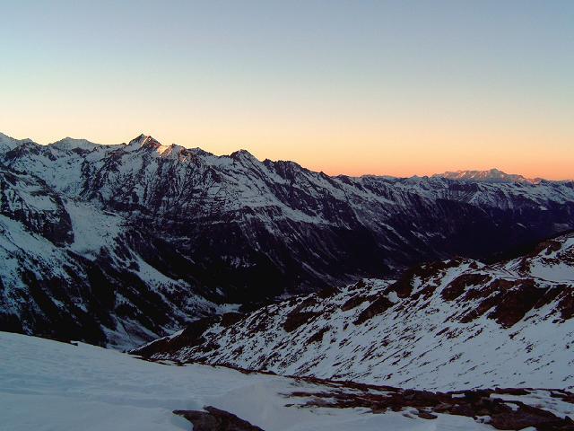 Foto: Andreas Koller / Ski Tour / Silberpfennig (2600m) / 17.12.2008 21:04:59