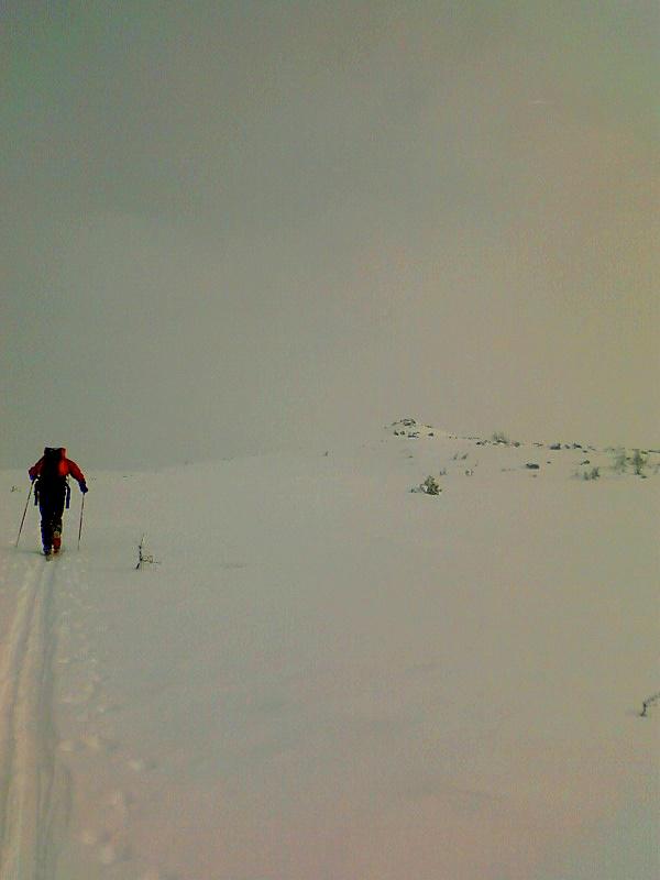 Foto: mothe99 / Ski Tour / Mirnock (2110m) / 01.02.2009 19:26:05