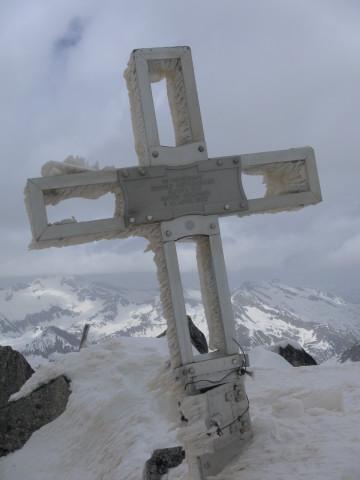 Foto: Wolfgang Lauschensky / Ski Tour / Von der Kürsingerhütte auf die Schlieferspitze (3290m) / Schlieferspitze / 07.05.2013 15:58:49