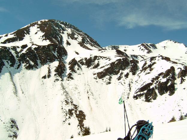 Foto: Andreas Koller / Ski Tour / Geißstein (2363m) / 27.01.2009 21:58:31