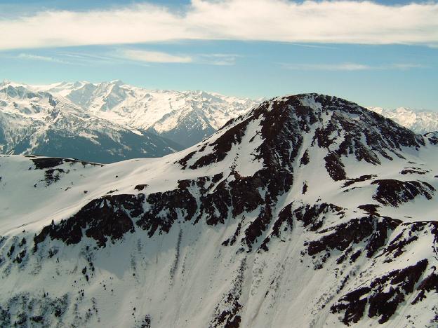 Foto: Andreas Koller / Ski Tour / Geißstein (2363m) / 27.01.2009 21:57:51