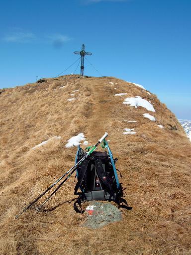 Foto: Andreas Koller / Ski Tour / Geißstein (2363m) / 27.01.2009 21:57:31