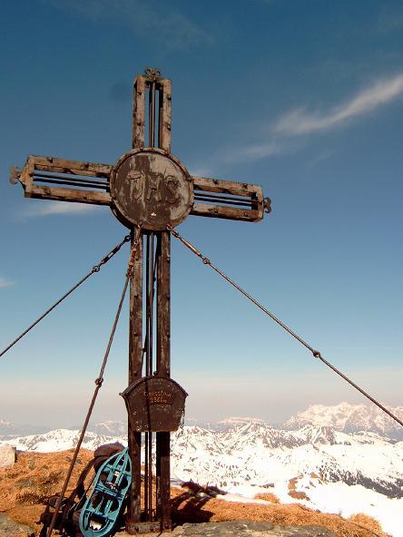 Foto: Andreas Koller / Ski Tour / Geißstein (2363m) / 27.01.2009 21:57:25