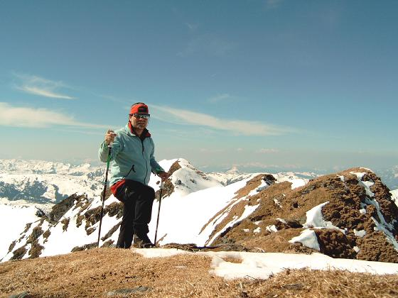 Foto: Andreas Koller / Ski Tour / Geißstein (2363m) / 27.01.2009 21:57:19