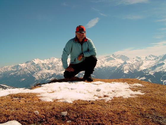 Foto: Andreas Koller / Ski Tour / Geißstein (2363m) / 27.01.2009 21:57:12