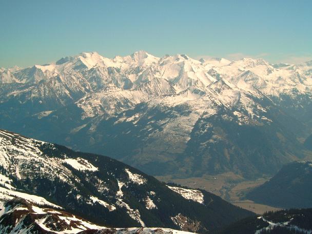 Foto: Andreas Koller / Ski Tour / Geißstein (2363m) / 27.01.2009 21:57:06