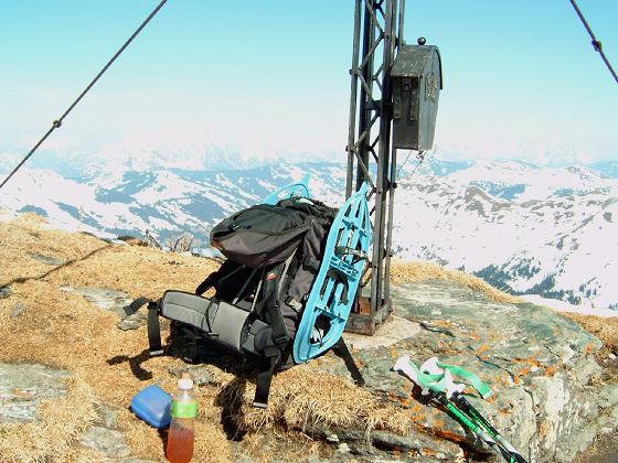 Foto: Andreas Koller / Ski Tour / Geißstein (2363m) / 27.01.2009 21:57:00