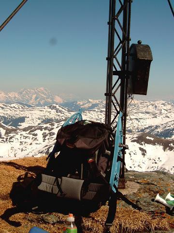 Foto: Andreas Koller / Ski Tour / Geißstein (2363m) / 27.01.2009 21:56:43