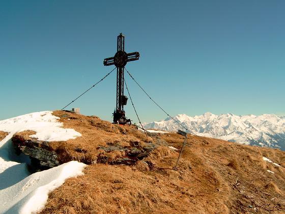 Foto: Andreas Koller / Ski Tour / Geißstein (2363m) / 27.01.2009 21:56:11