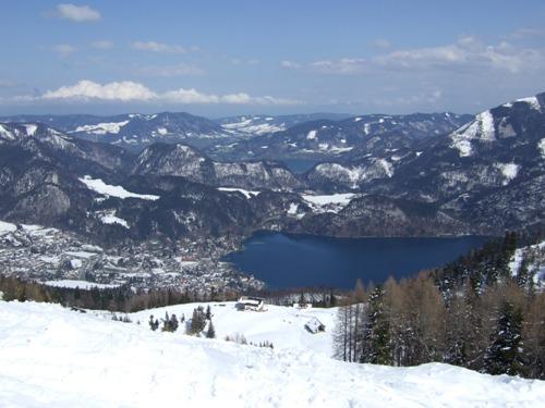 Foto: hofchri / Ski Tour / Zwölferhorn (1521m) über Sausteigalm / 15.12.2008 19:27:54