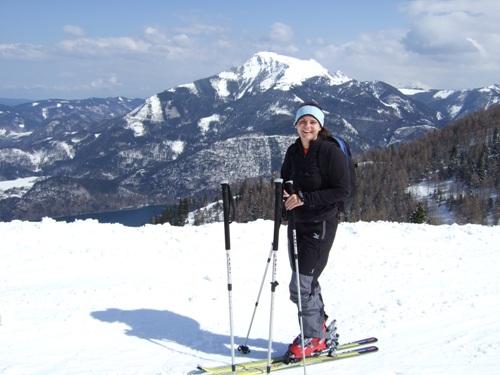 Foto: hofchri / Ski Tour / Zwölferhorn (1521m) über Sausteigalm / 15.12.2008 19:28:01