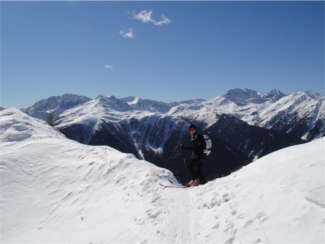 Foto: ksc / Ski Tour / Golzentipp (2317m) / 26.02.2011 07:49:23