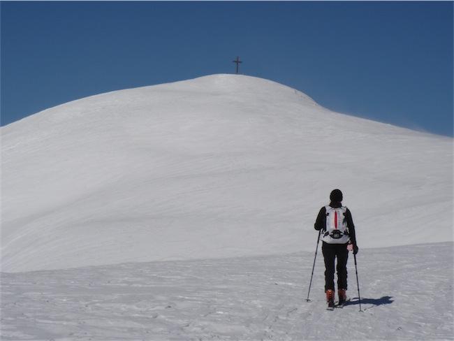 Foto: ksc / Ski Tour / Golzentipp (2317m) / 26.02.2011 07:49:33
