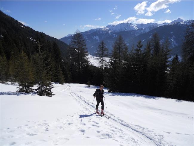 Foto: ksc / Ski Tour / Golzentipp (2317m) / 26.02.2011 07:49:42