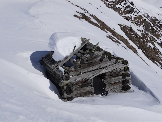 Foto: ksc / Ski Tour / Golzentipp (2317m) / 26.02.2011 07:49:52