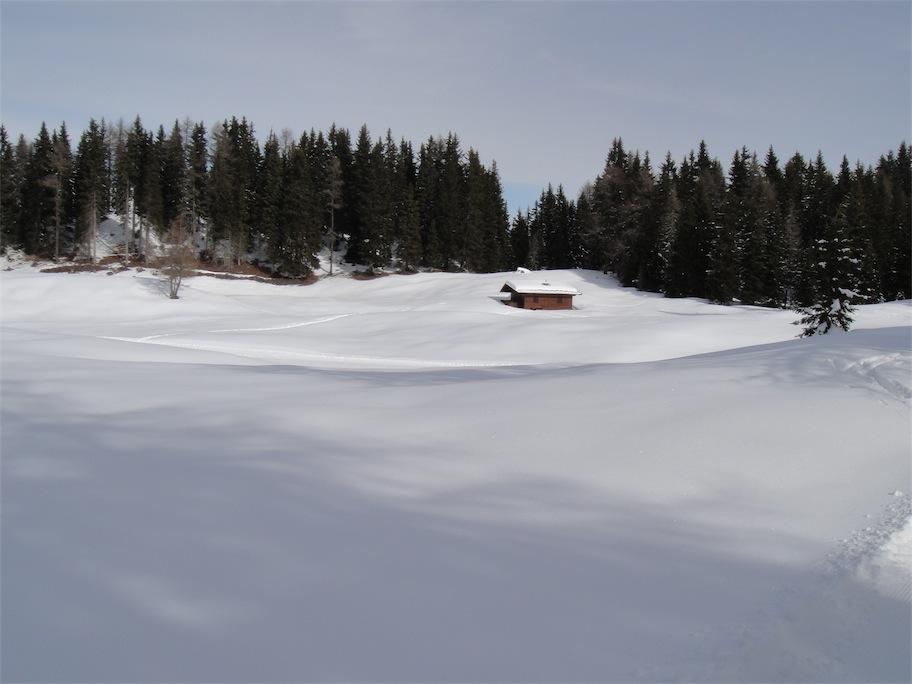 Foto: ksc / Ski Tour / Von St. Oswald auf den Dorfberg (2115m) / 20.02.2011 16:38:18