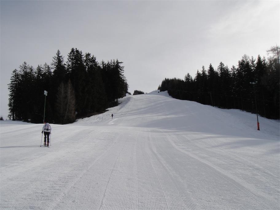 Foto: ksc / Ski Tour / Von St. Oswald auf den Dorfberg (2115m) / 20.02.2011 16:38:29