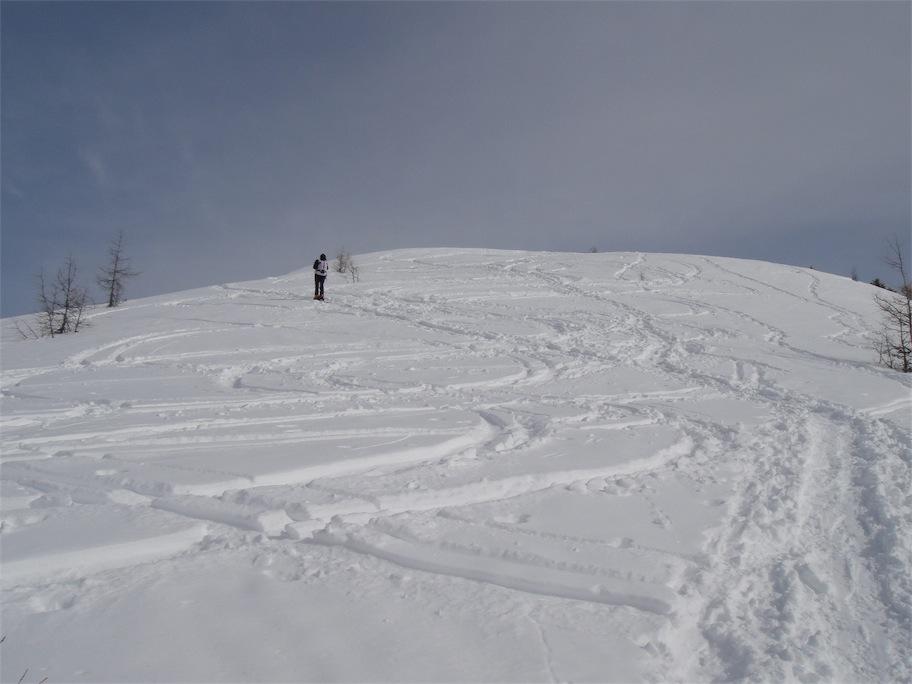 Foto: ksc / Ski Tour / Von St. Oswald auf den Dorfberg (2115m) / 20.02.2011 16:38:49