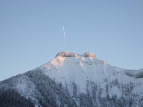 Foto: hofchri / Ski Tour / Spielberg (1428m) / 22.12.2008 18:53:28
