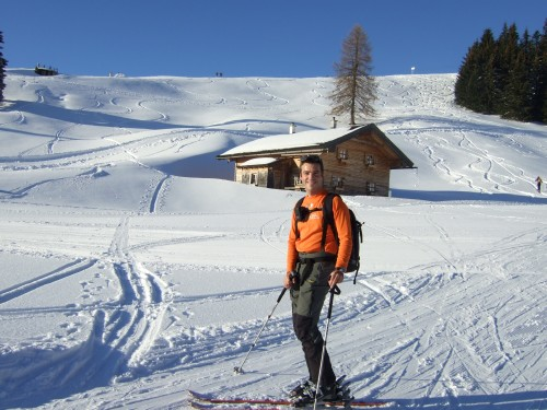 Foto: hofchri / Ski Tour / Spielberg (1428m) / 22.12.2008 18:52:39