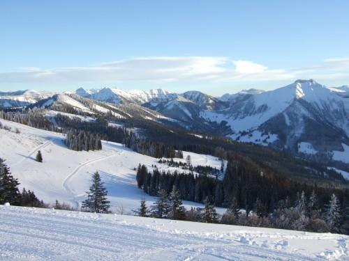 Foto: hofchri / Ski Tour / Spielberg (1428m) / 22.12.2008 18:52:49