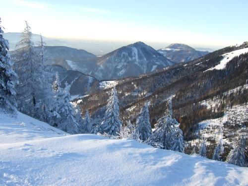 Foto: hofchri / Ski Tour / Spielberg (1428m) / 22.12.2008 18:52:58