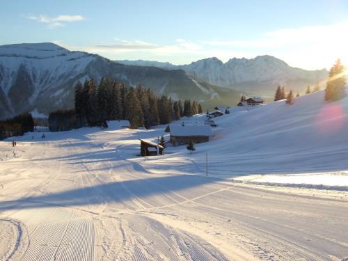 Foto: hofchri / Ski Tour / Spielberg (1428m) / 22.12.2008 18:53:23