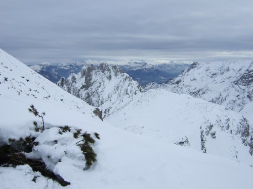 Foto: hofchri / Ski Tour / Braunedlkogel (1894 m) / 04.01.2009 18:40:24