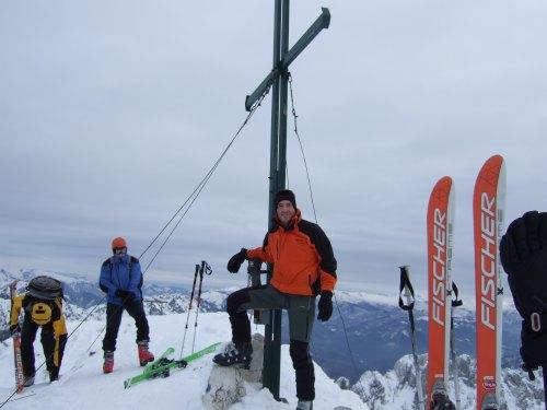 Foto: hofchri / Ski Tour / Braunedlkogel (1894 m) / 04.01.2009 18:40:37