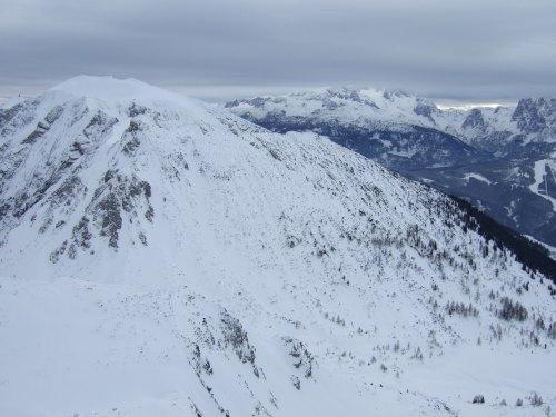 Foto: hofchri / Ski Tour / Braunedlkogel (1894 m) / 04.01.2009 18:40:57