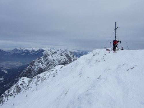 Foto: hofchri / Ski Tour / Braunedlkogel (1894 m) / 04.01.2009 18:41:24