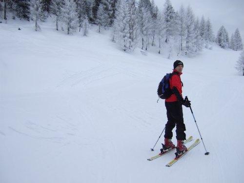 Foto: hofchri / Ski Tour / Braunedlkogel (1894 m) / 04.01.2009 18:38:43